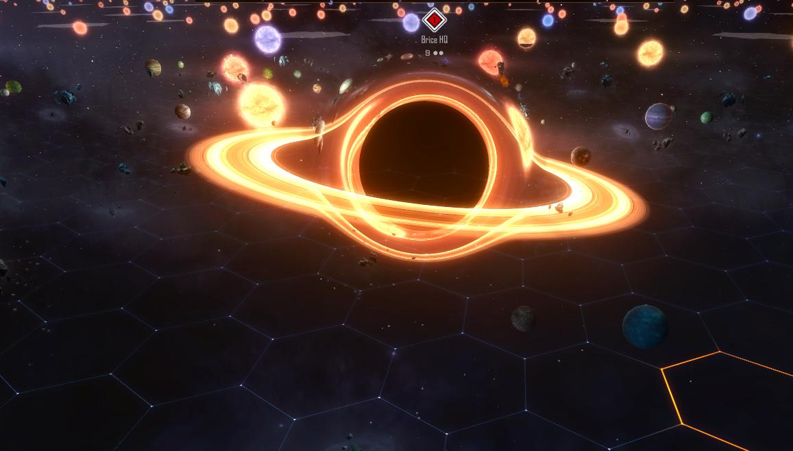 Black Hole Prototype