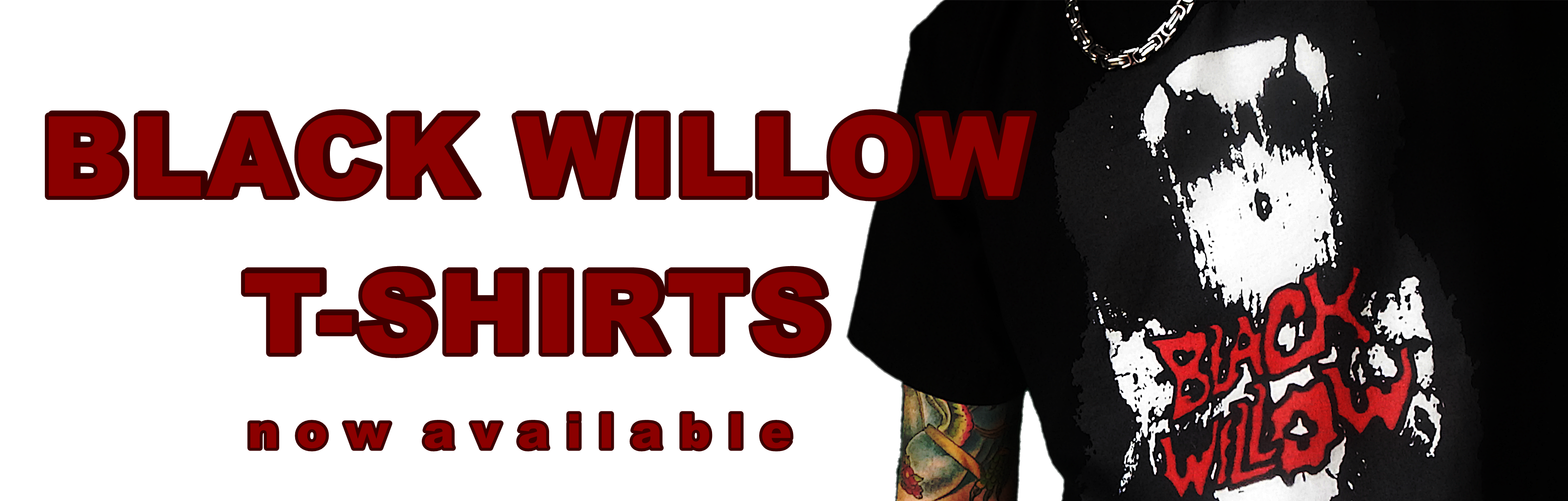BlackWillowTshirts