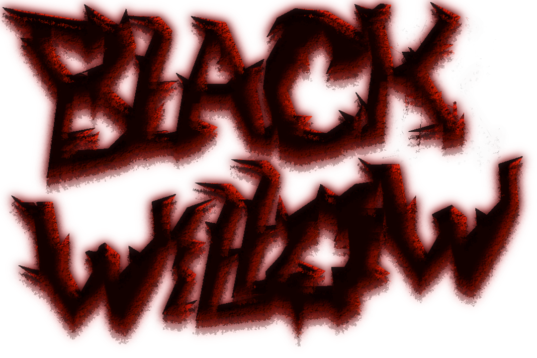 Black Willow Logo
