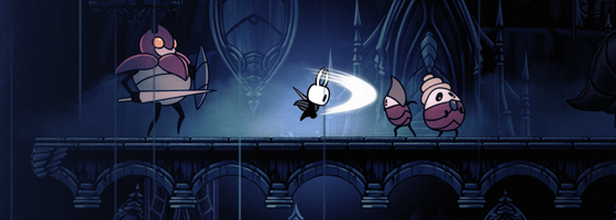 The Hollow Knight...