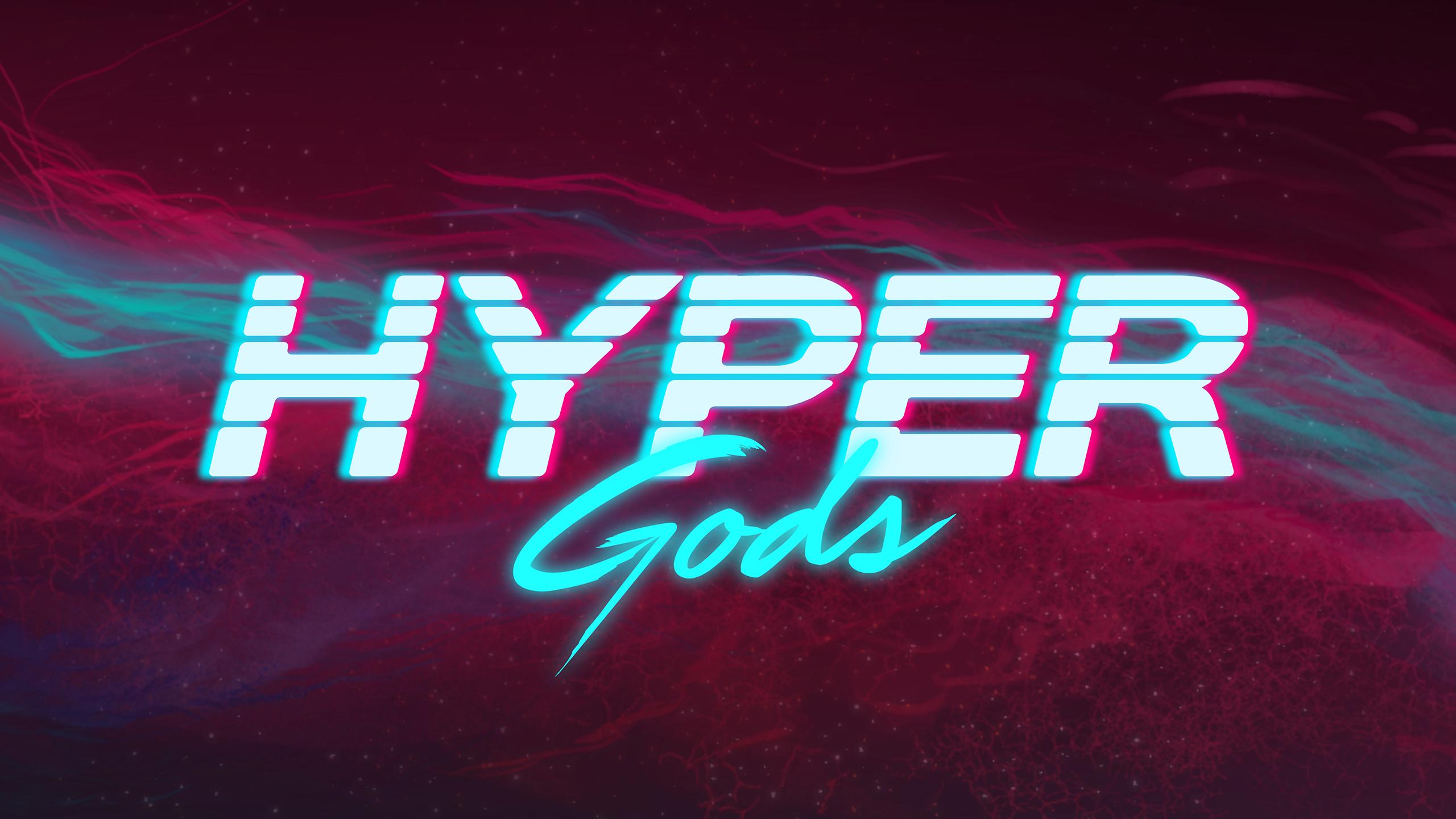hyperGods poster logoNebula