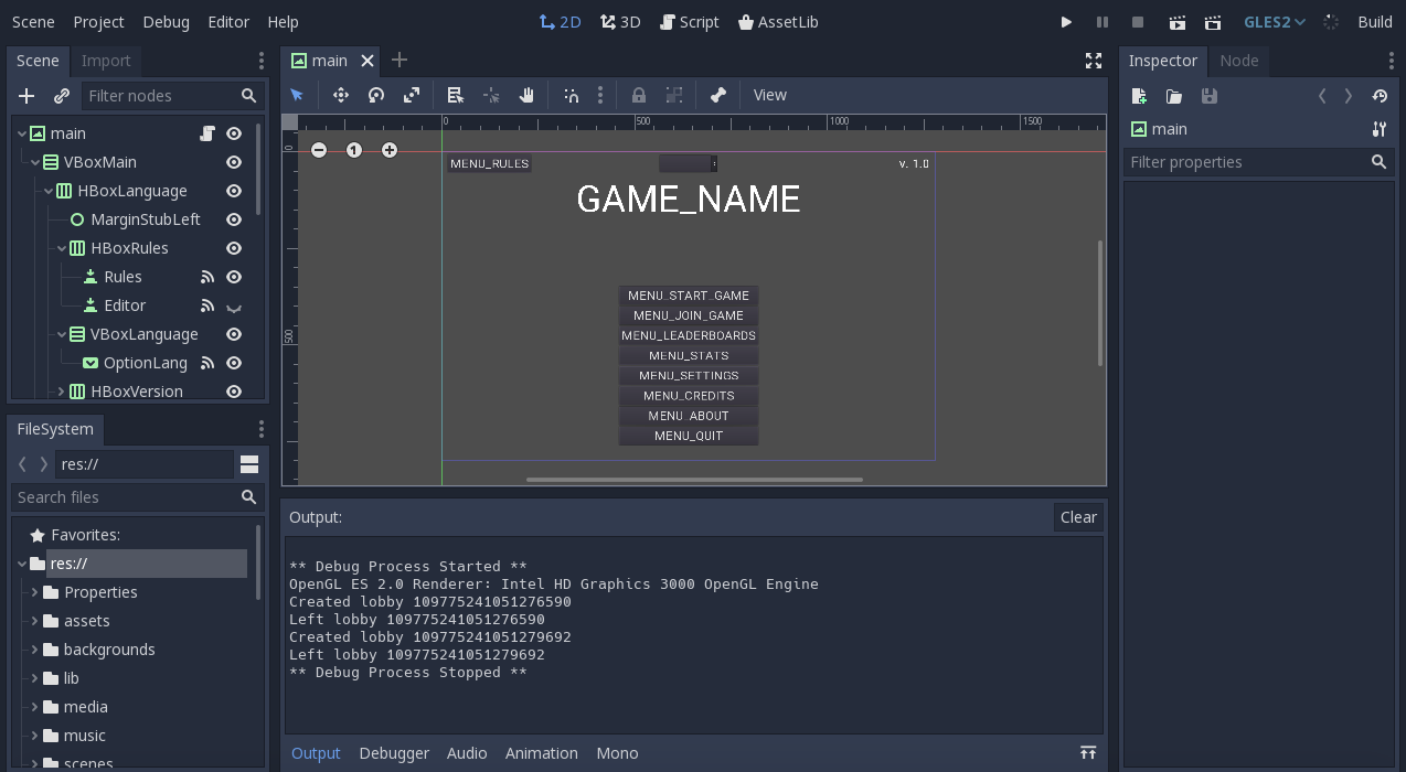 I Know Everything in Godot editor