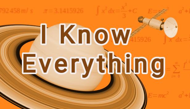 I Know Everything Logo