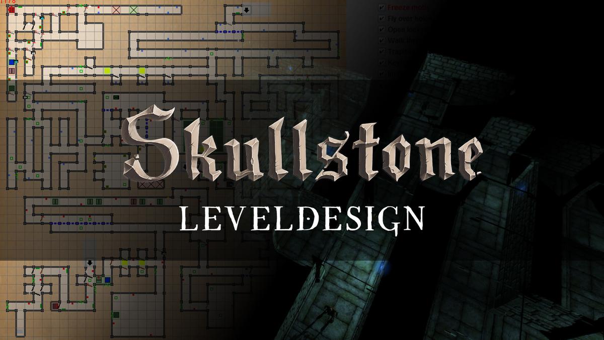 Skullstone leveldesign main
