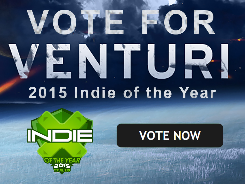 Please vote for us!