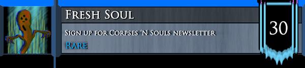 achv CNS fresh soul rare