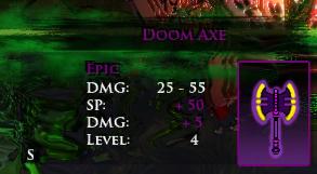 doom axe