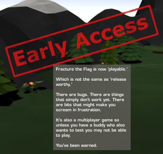 EA Warning