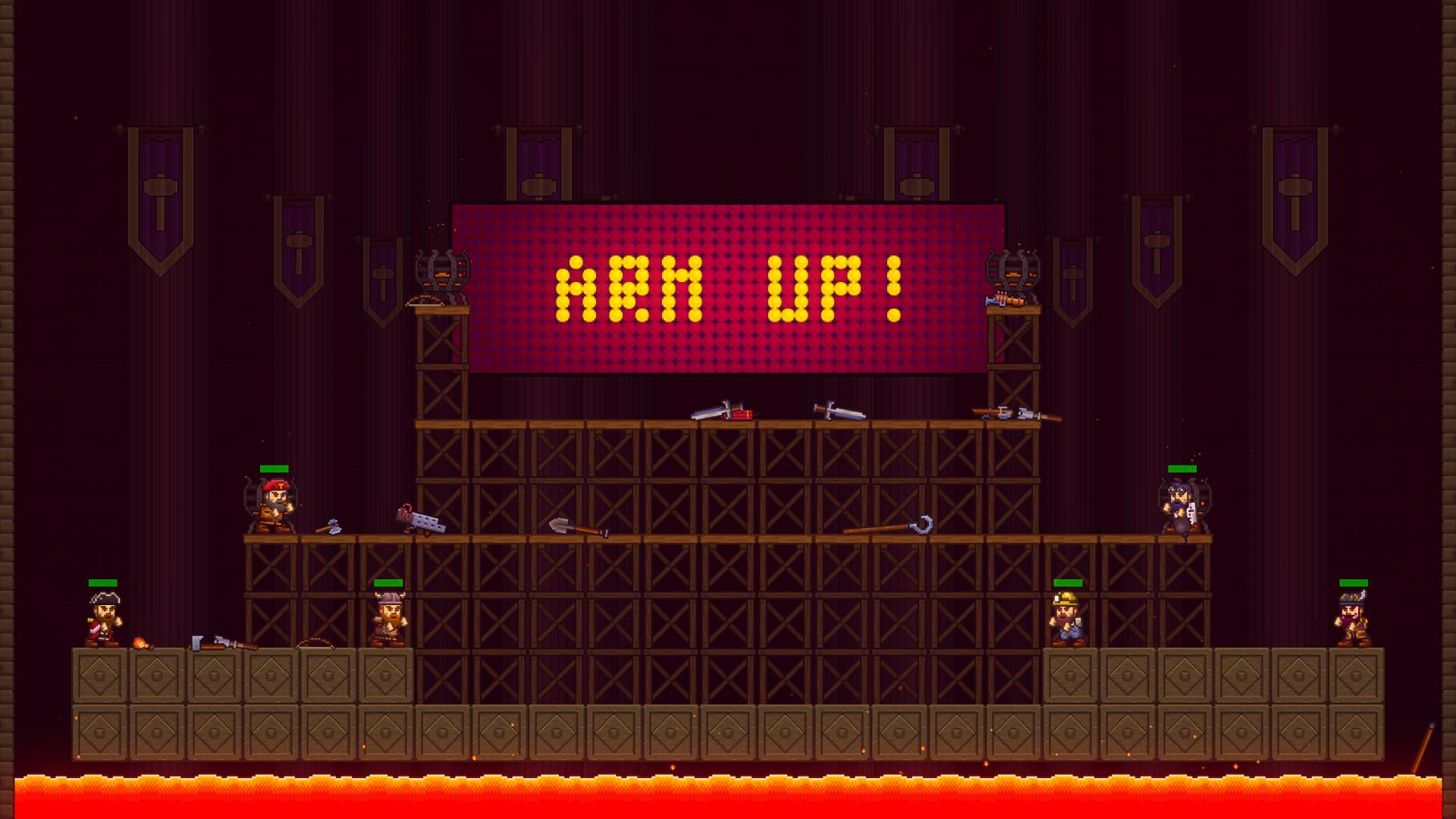Heap stage
