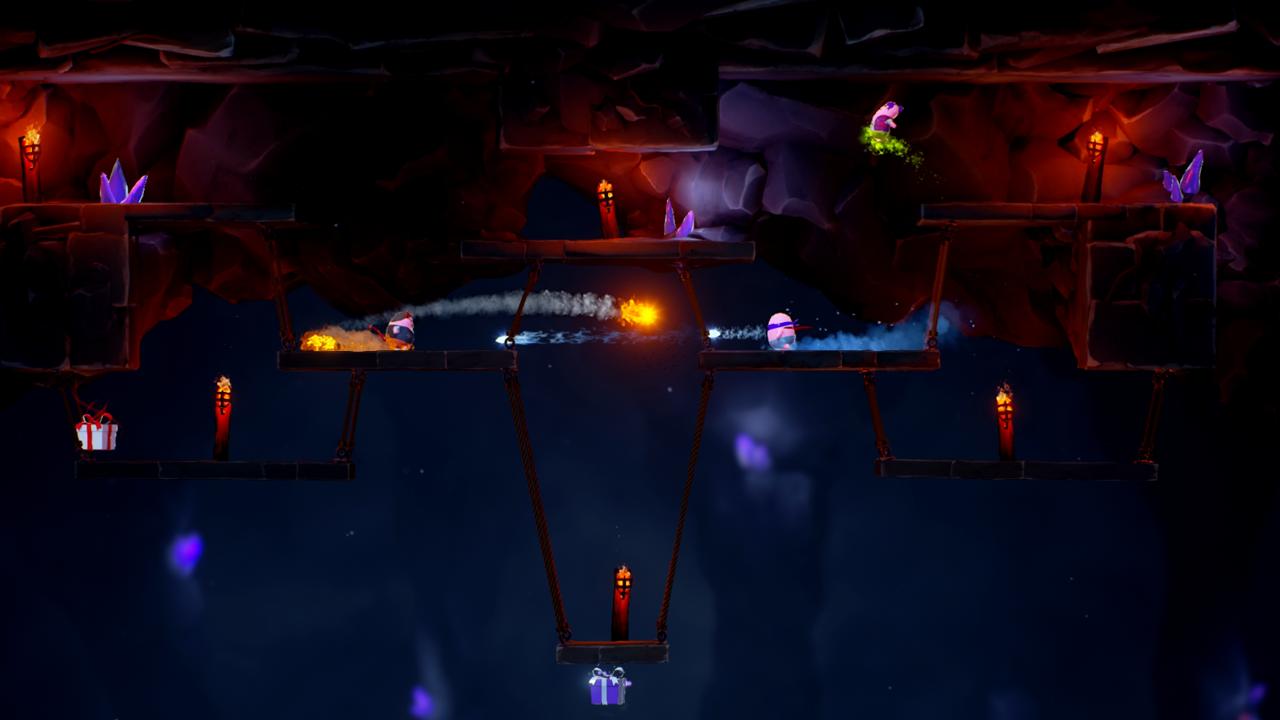 Brief Battles Cave