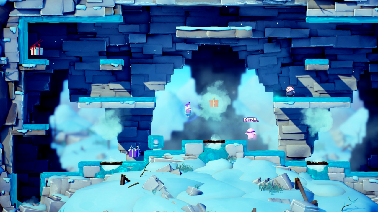 Brief Battles Ice