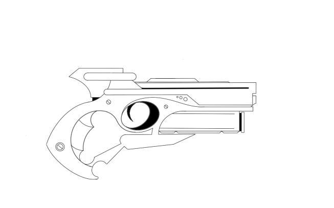 Cyber Pistol 2