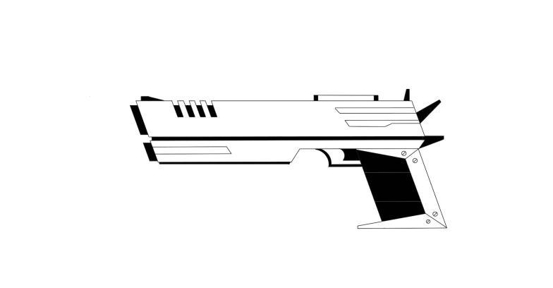 Cyber Pistol Beginners