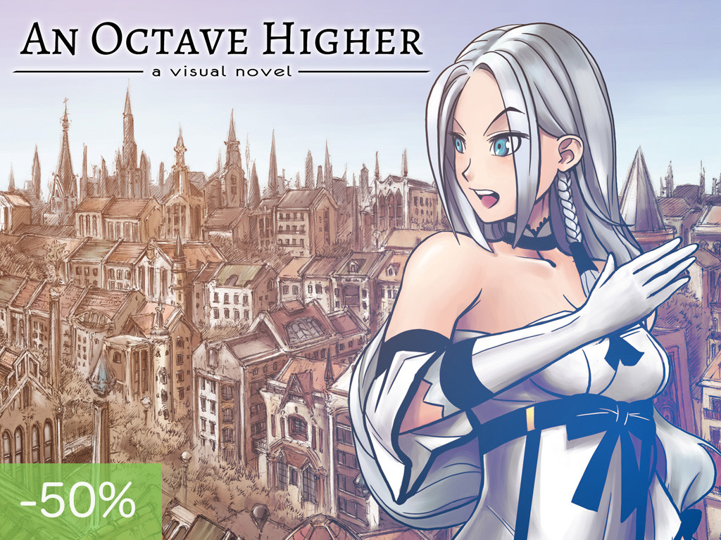 An Octave Higher -50%