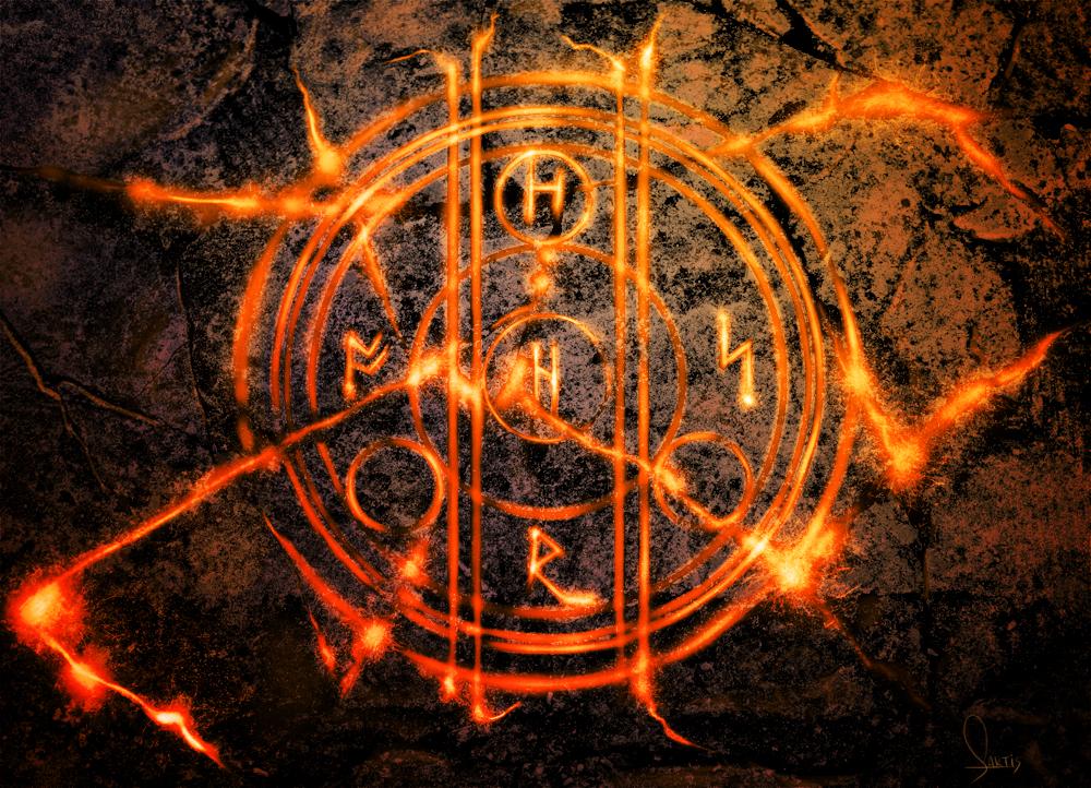 04 Rune of Imprisonment