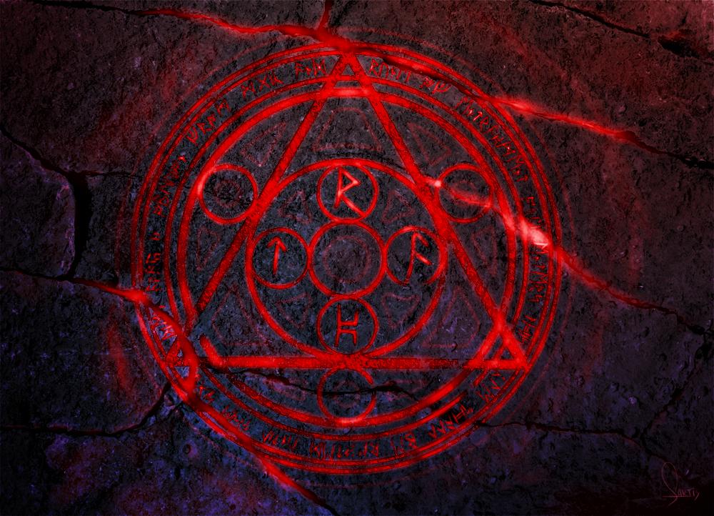 05 Rune of Entrapment