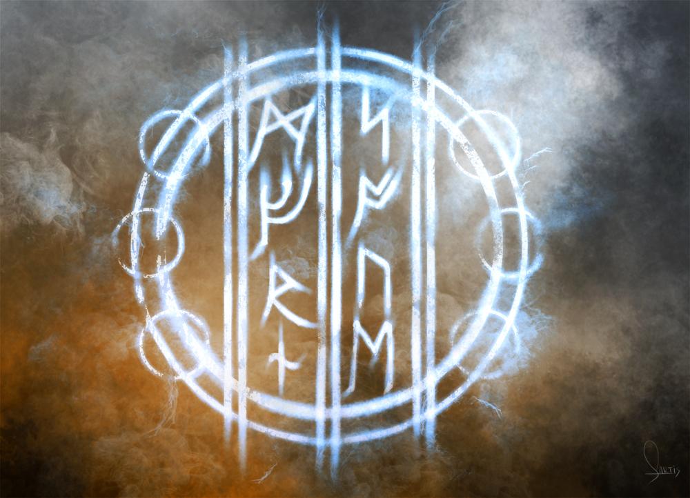 06 Rune of Misfortune