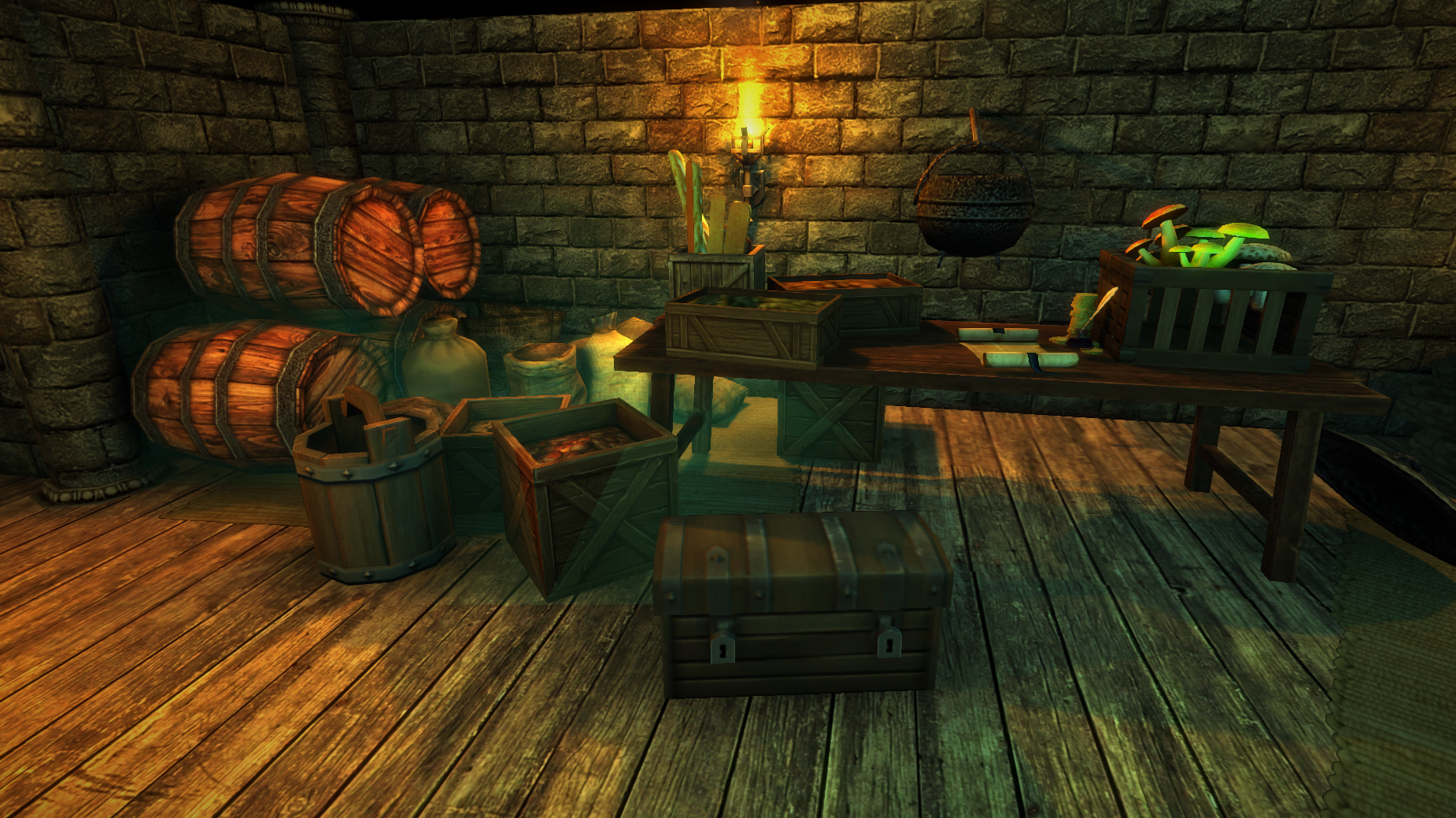 kitchen game resources