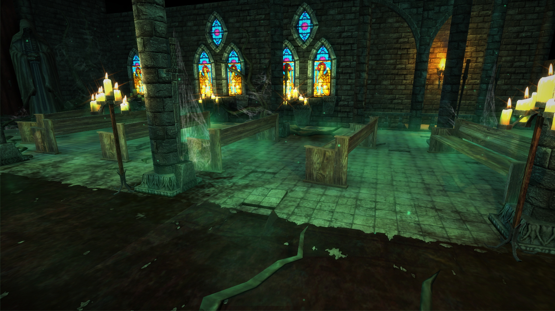 throne room game benches