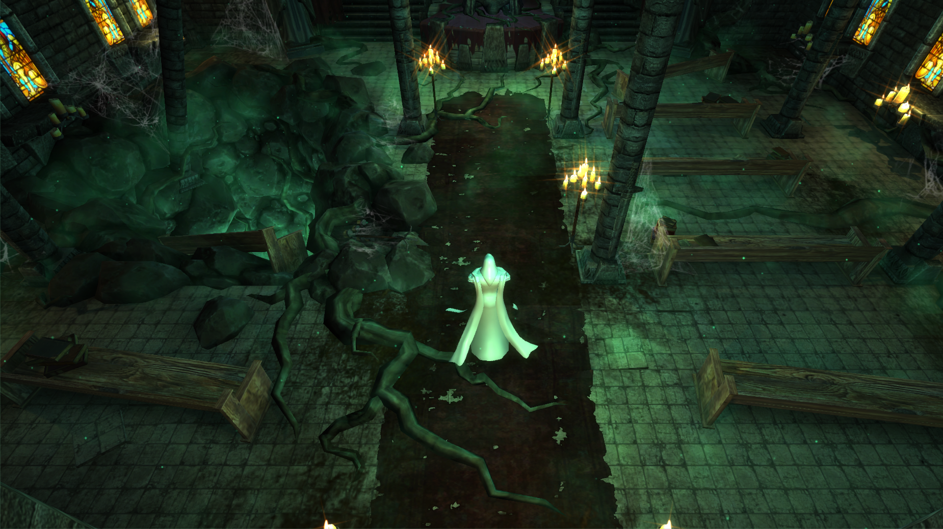 throne room game character came 1
