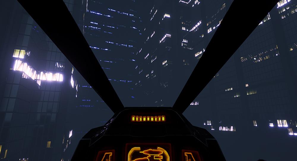 Fighter FirstPerson Screenshot