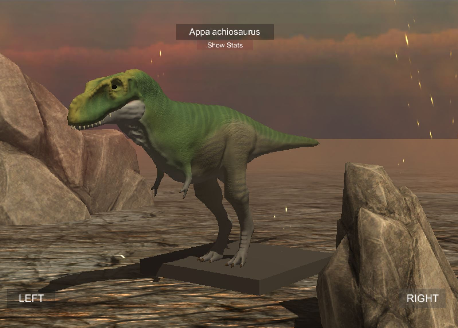 Appalachiosaurus Upload