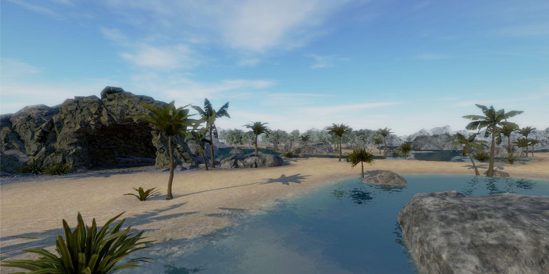 Beach ScreenShot 02