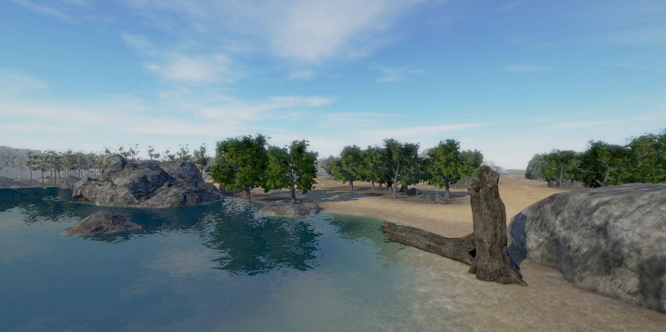 Beach ScreenShot 03