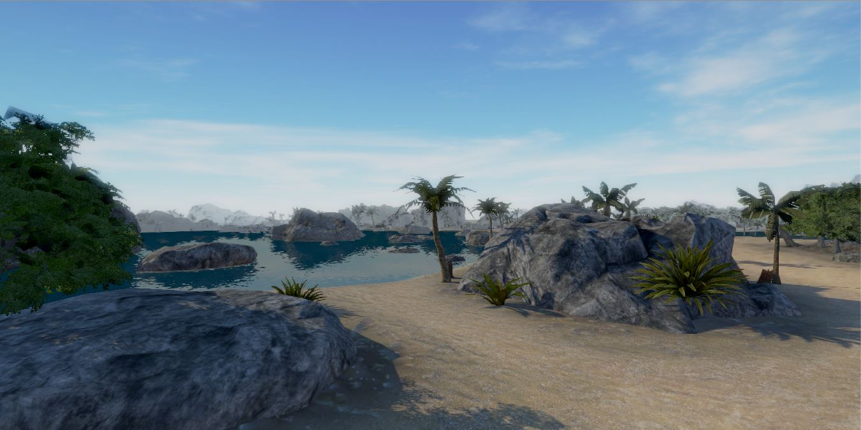 Beach ScreenShot 06