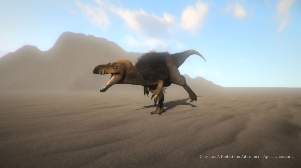 This is our new Appalachiosaurus