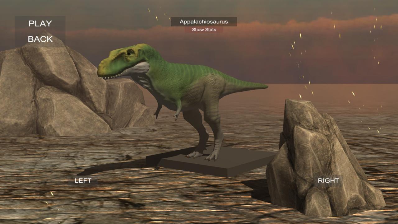Starting Dinosaurs