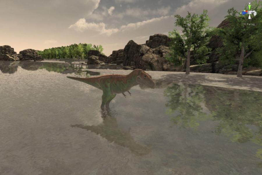 Appalachiosaurus New