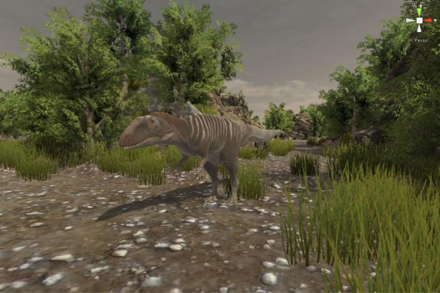 Giganotosaurus New