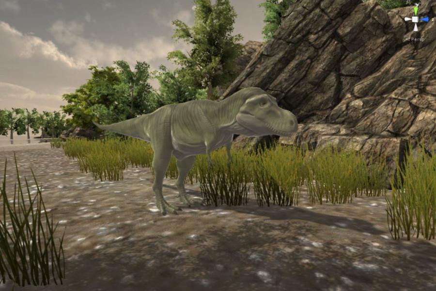 T-Rex New