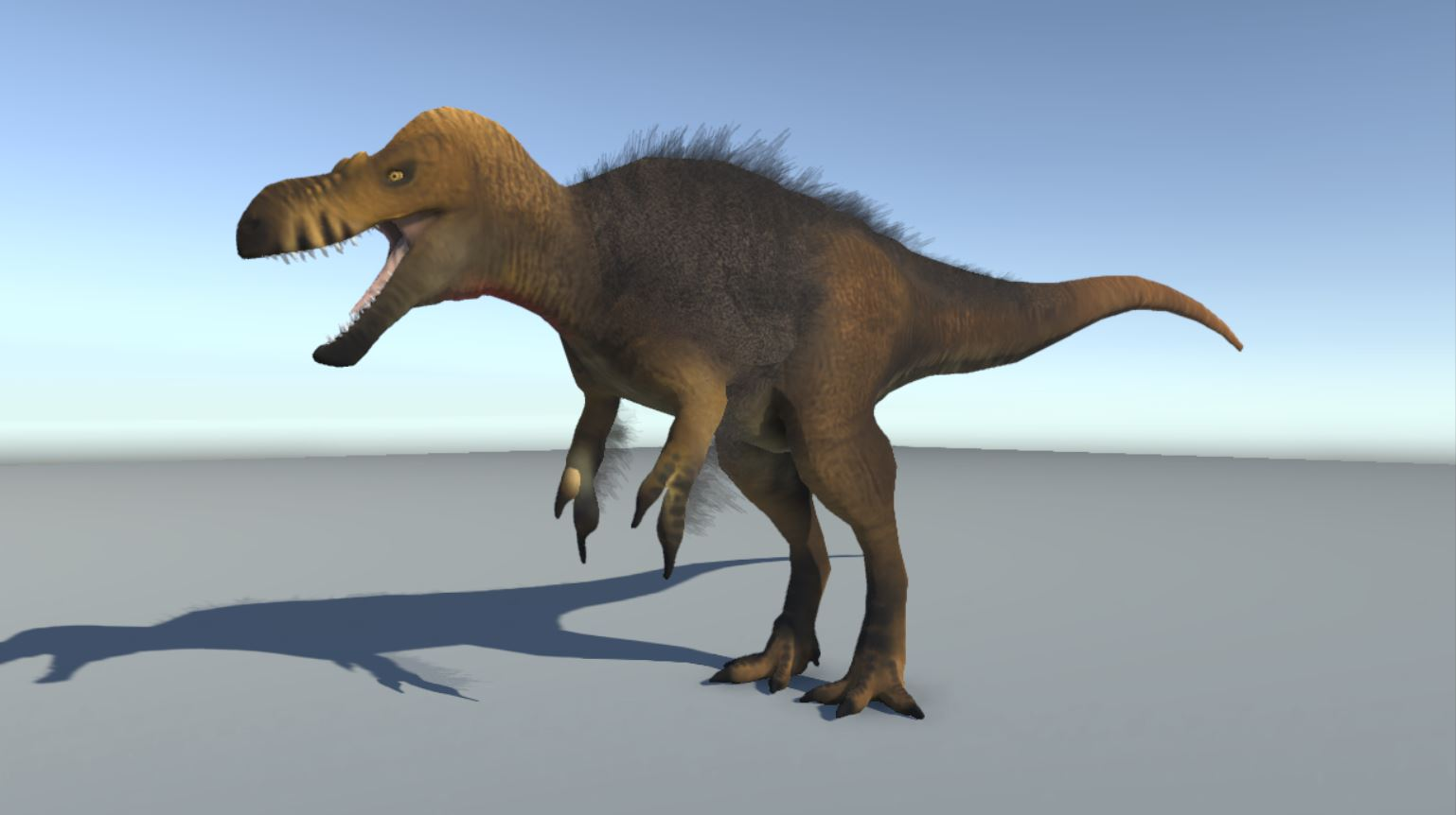 This is the current version of our Appalachiosaurus