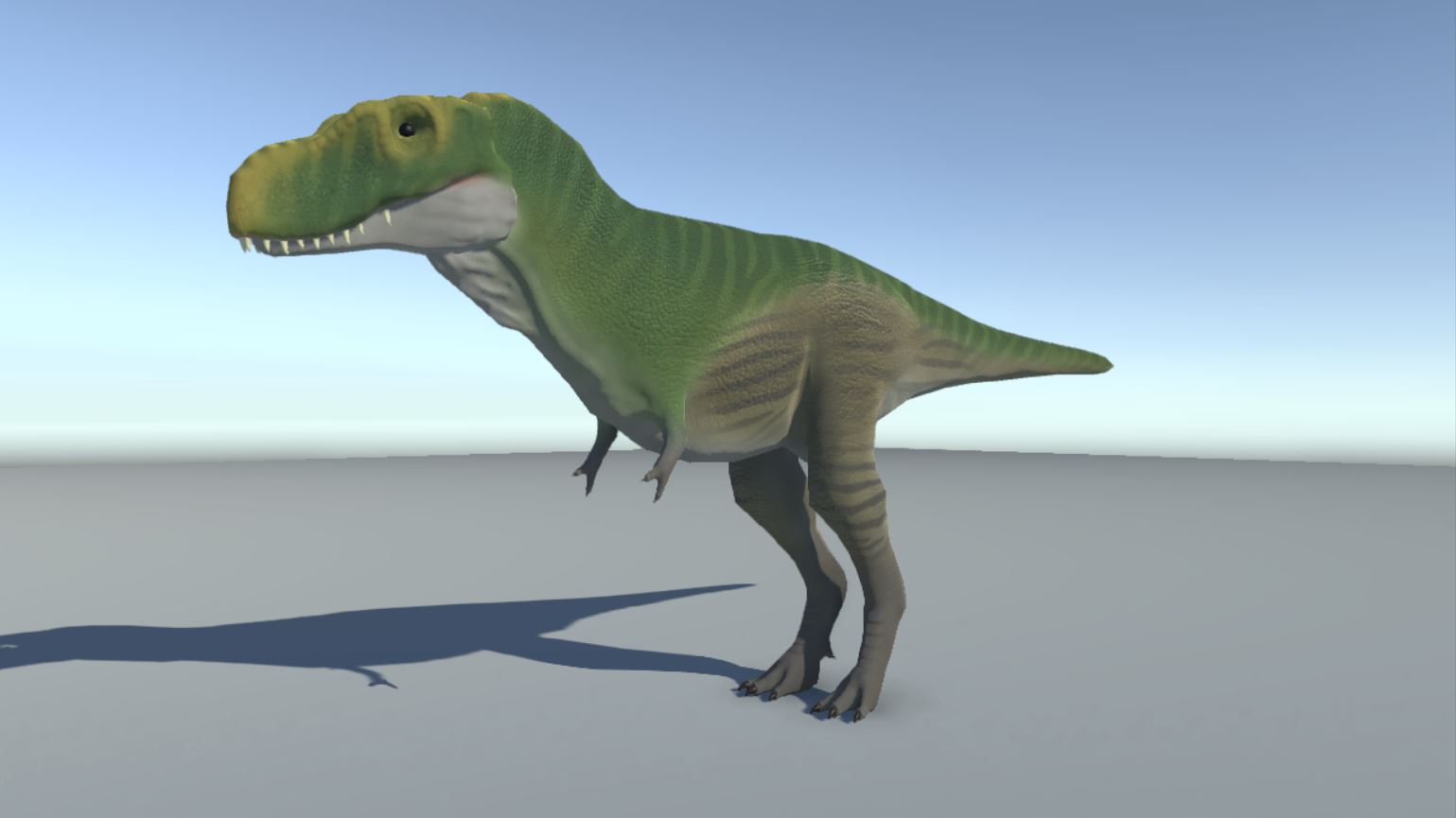 this is an Older version of our Appalachiosaurus