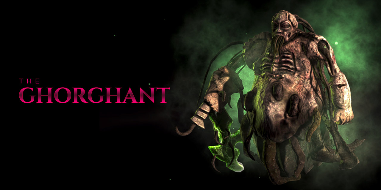 Friday - The Ghorghant