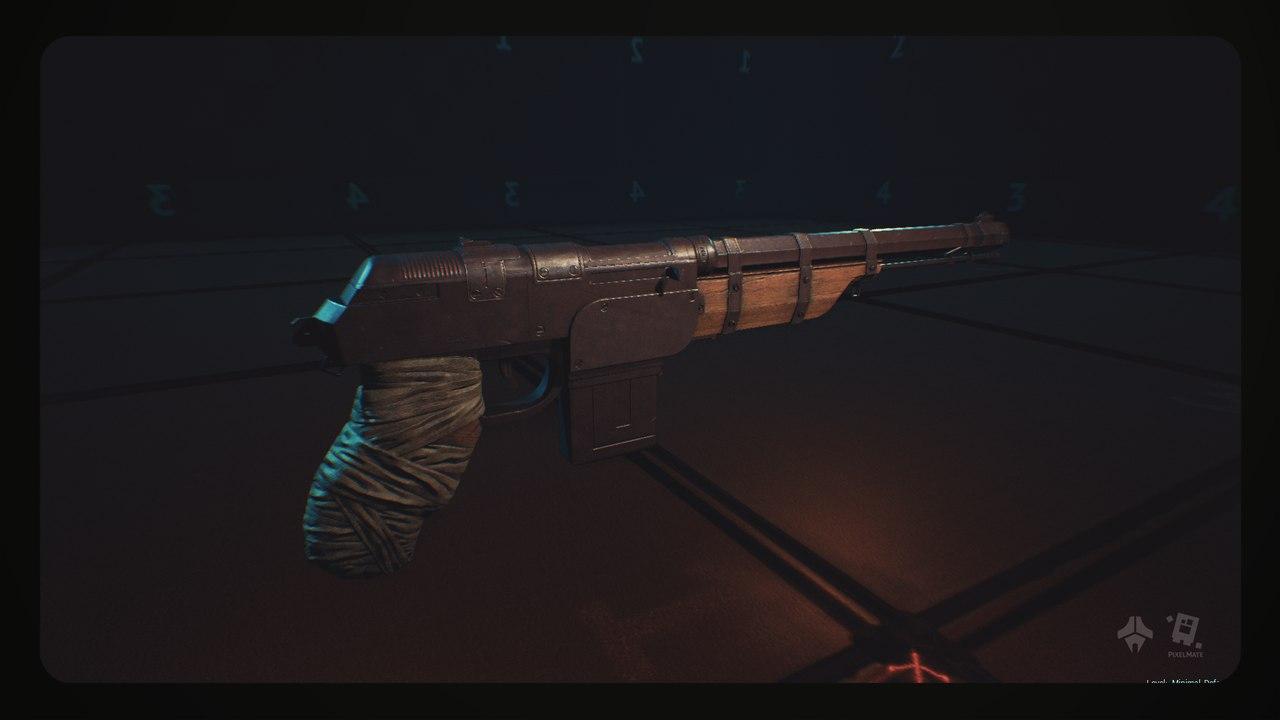 A new gun