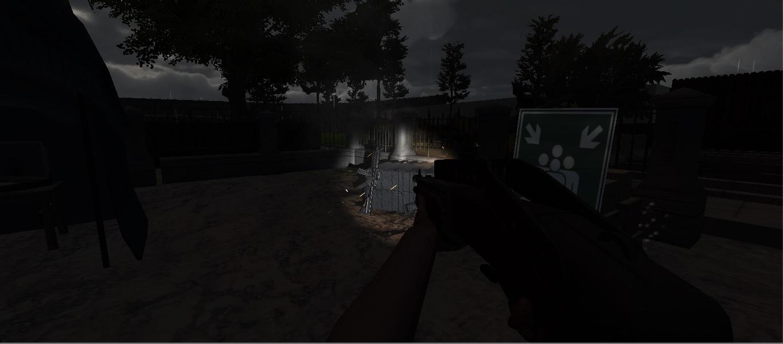 evac shotgun