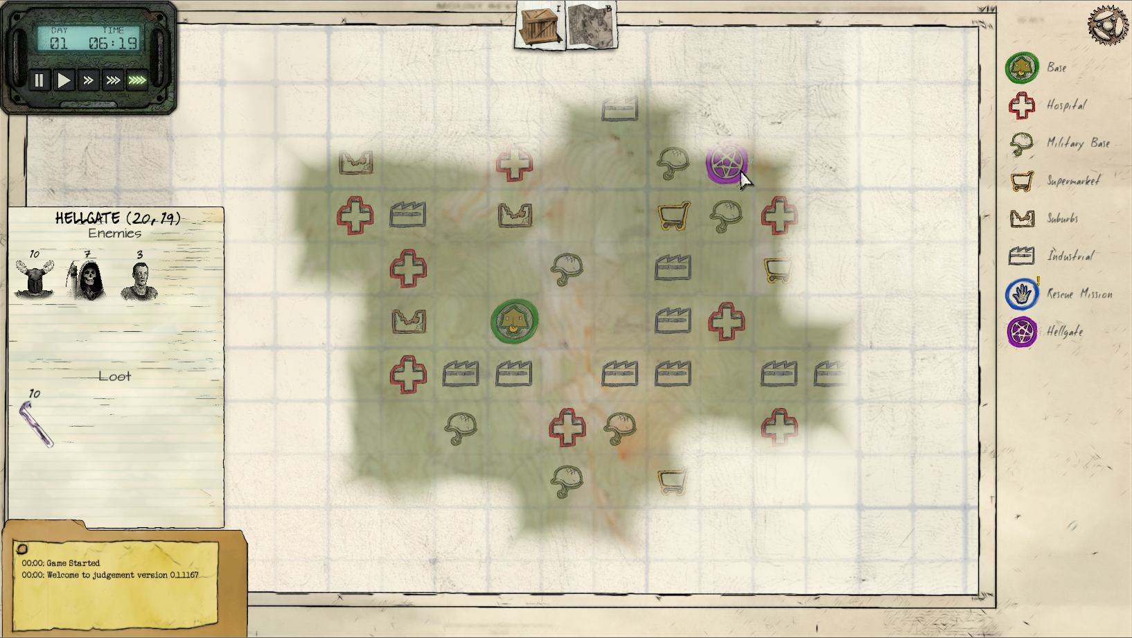 New Map Icons
