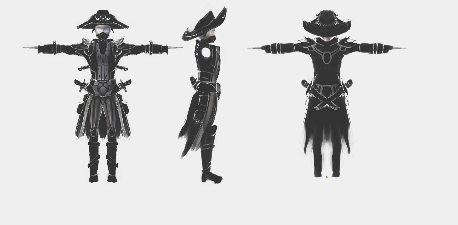 pirate ninja skin