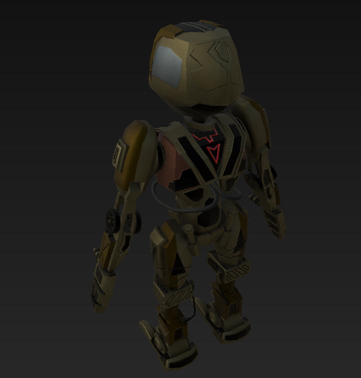 robot v3 b