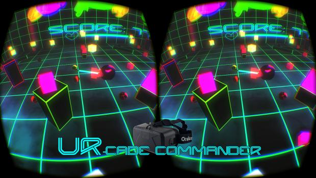 VR Cade Commander Early Version
