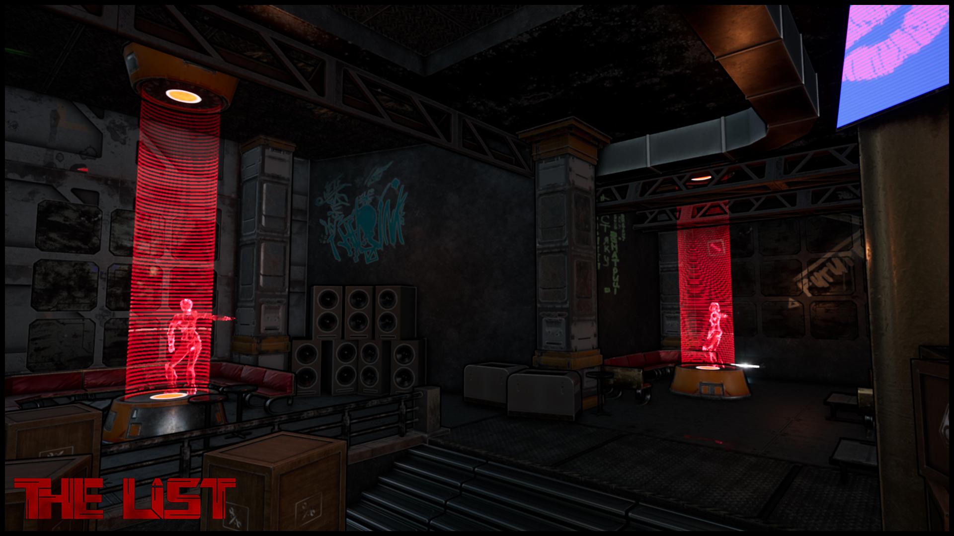 IndieDB Stripclub Interior03
