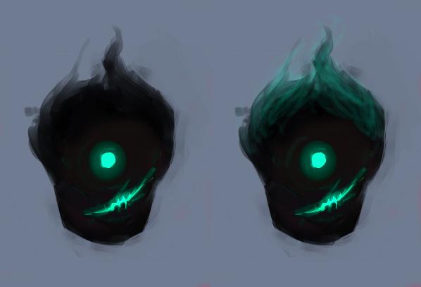 Malice Head Edit