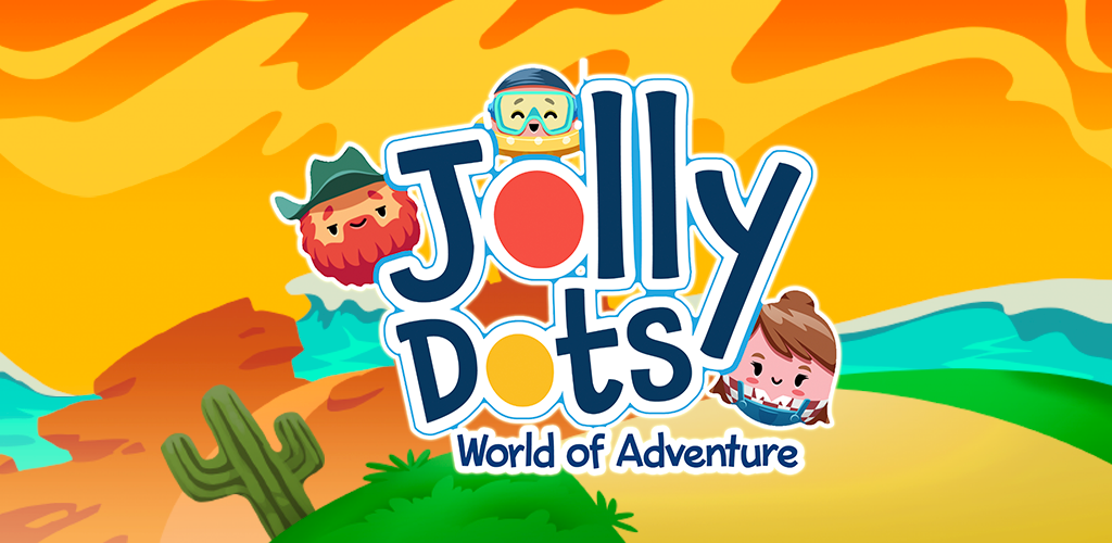Jolly Dots: World of Adventure Feature