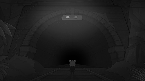 East Tunnel Ted
