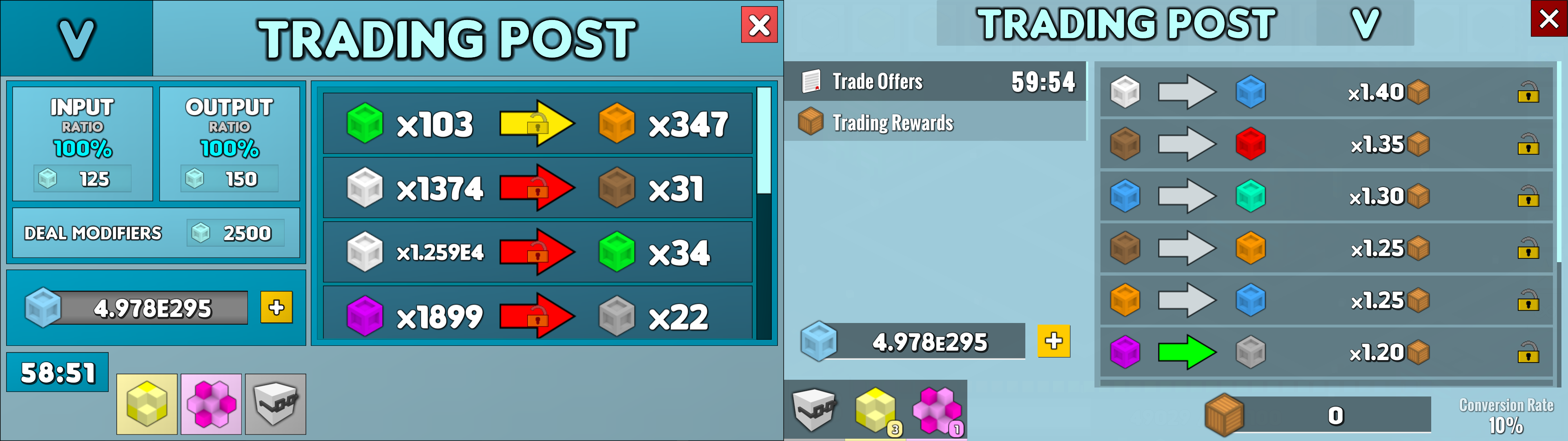 Trading Post Beta and now