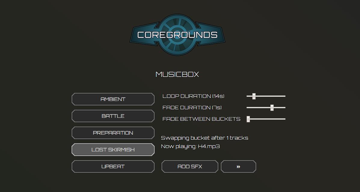 musicbox web
