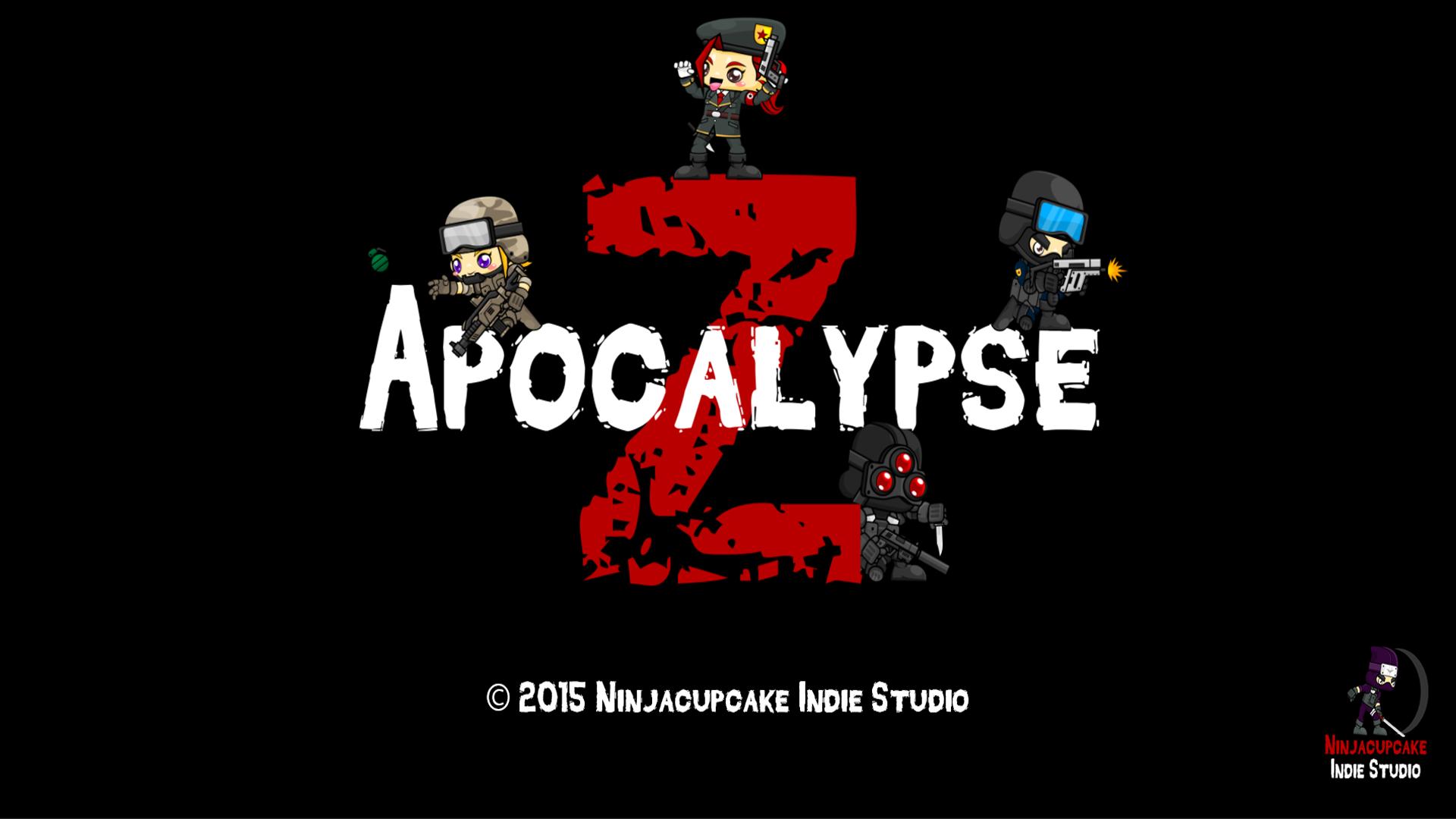 Apocalypse Z Wallpaper